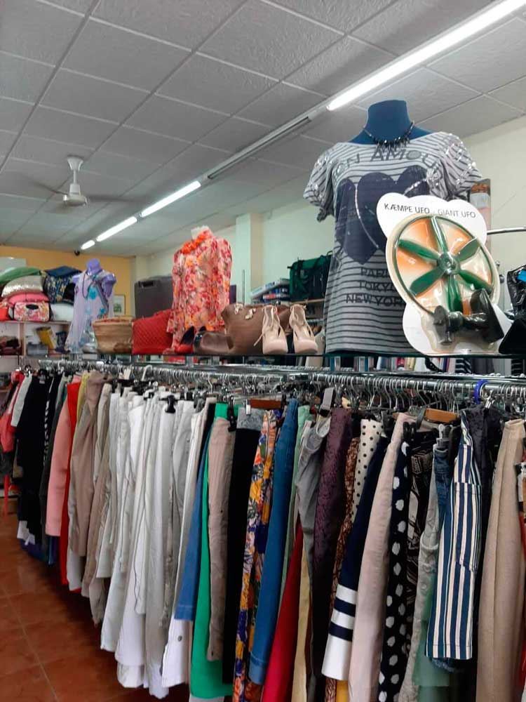 Second Hand Shop Apasa